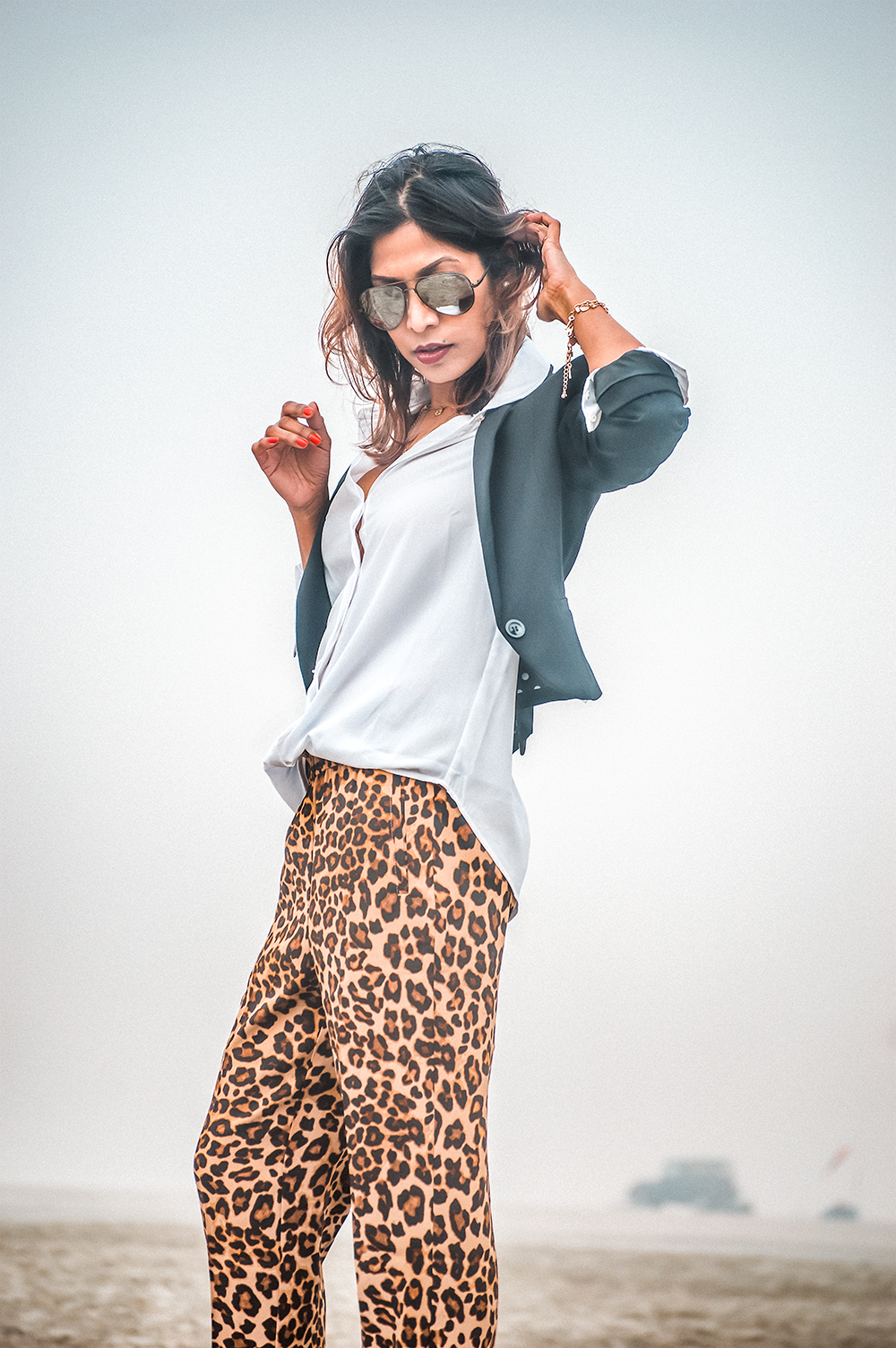 Leopard Print to Work, Leopard Print, Work wear, Office wear, Formal Fashion, How to style, Style Tips-2