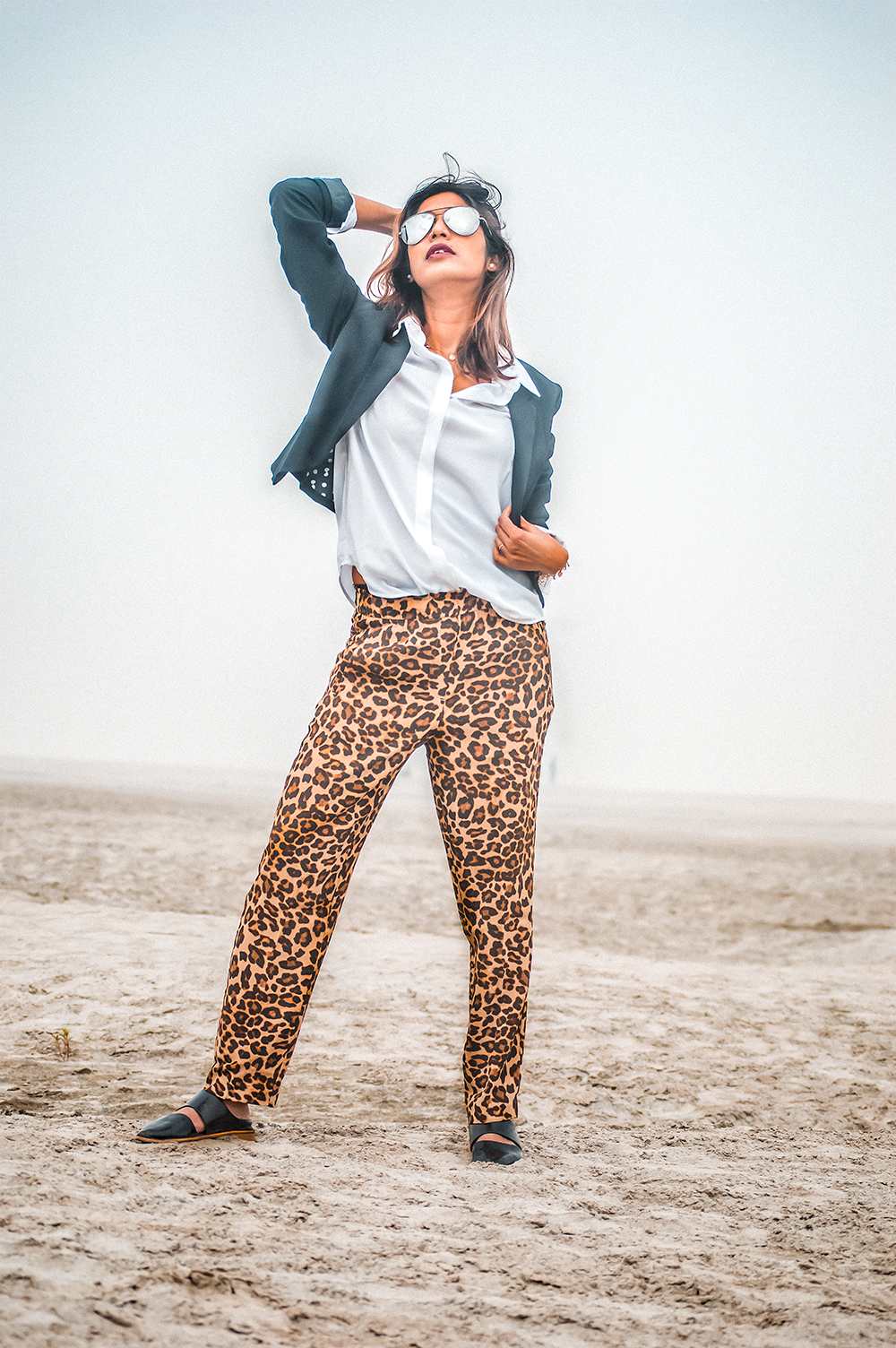 Leopard Print to Work, Leopard Print, Work wear, Office wear, Formal Fashion, How to style, Style Tips-1