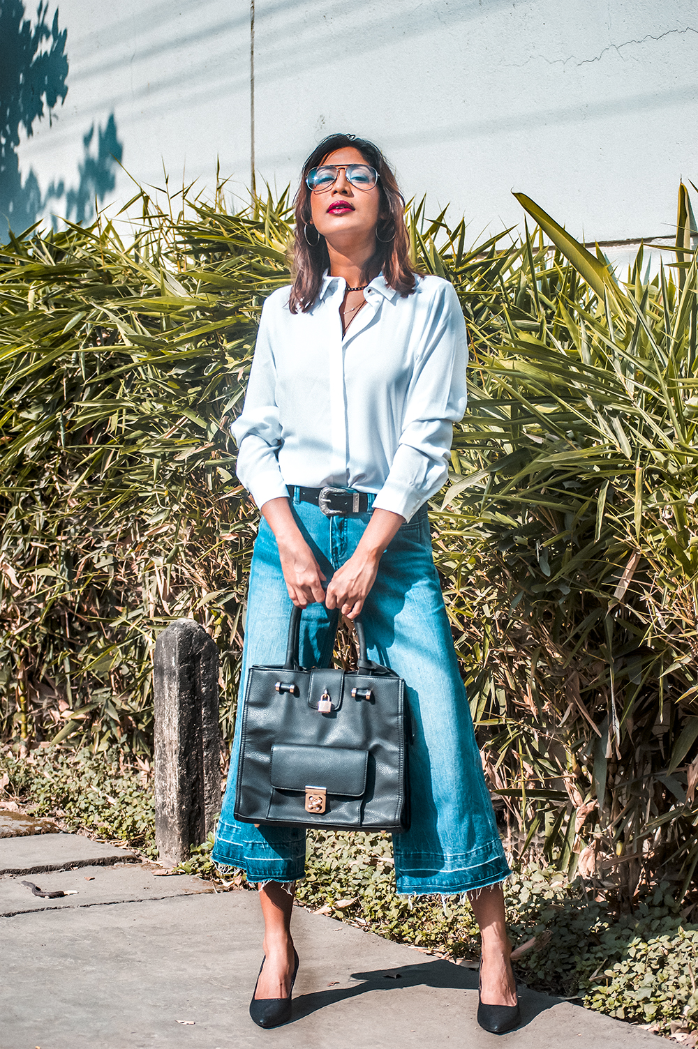 Work from Home Style, Work From Home Fashion, Work from home, Style Tips, How to style, Denim style, Fashion Blogger-3